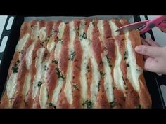 Most Delicious Recipe, Garlic Bread, Bread Recipes, Asparagus, Food And Drink, Yummy Food, Vegetables, Eat, Cooking