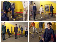 God Save the Queen and all: Dior Homme Fall 2015 Preview #diorhomme #fall2015 #menswear