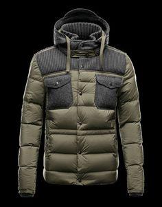 MONCLER Men - Fall/Winter 12 - OUTERWEAR - Jacket - LEBLOND