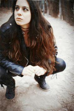 Nathalie Markoch #nmk #metal #peru http://on.fb.me/MRX52t