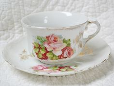 Artful Affirmations: Tea Cup Tuesday-Backstamps part 3