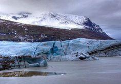 Svinafellsjokull-Islândia. 10 lugares incríveis de Game of Thrones para se visitar.