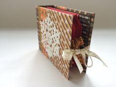 Quick Mini Album: Caramel Christmas | Creator's Image Studio
