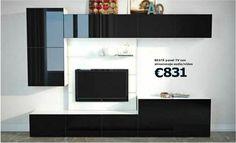 IQUEATELO: Montaje y transporte desde Ikea Valladolid: Besta, Soluciones de almacenaje