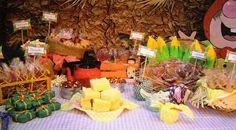 A Festa Junina completa parte II: Dicas de decoração de mesas e tudo para sua festa junina