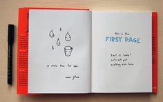Marc Johns is hilarious, if you dig oddbeat humor in doodle form.  He released his first book a bit ago and I recommend checking it out.  Also available at http://www.amazon.com/Serious-Drawings-Marc-Johns/dp/3832793143