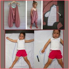 Hottest Free of Charge sewing dresses 2018 Style Kid clothes Sewing Kids Clothes, Baby Clothes Patterns, Sewing For Kids, Baby Sewing, Sewing Pants, Dress Sewing, Sewing Tutorials, Sewing Projects, Diy Vetement