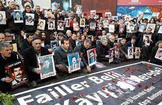 Medyascope ///  Cumartesi Anneleri 617'nci kez Galatasaray'da buluştu