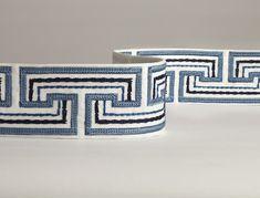 Maze Border - Jim Thompson Fabrics