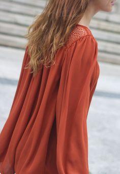 donkeycool: Chloé blouse