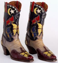 Custom Cowgirl Boots - Cr Boot