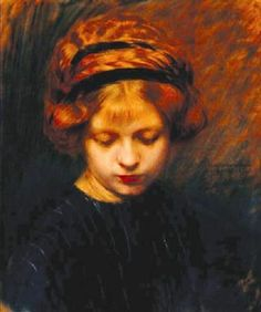 Fata cu parul blond (Girl With Blonde Hair)