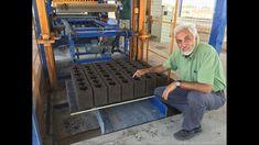 Maquinas automatica de hacer adoquines/ bloques / block/ ladrillos de hormigon de cemento concreto