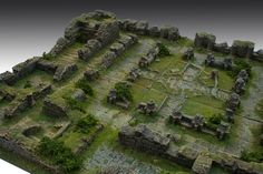 project for kickstarter platform: dedicated to the creation of bases 30x30 cm. for 3D tabletops for wargames and skirmish in 28-35 mm. - image 178 https://manorhouseworkshop.com/2016/05/27/update-