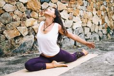 Yoga For People Who Think They're Not Flexible Enough For Yoga