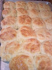 Sour Cream Freezer Biscuits (2 ingredients) (1) From: Mom On A Mission, please visit