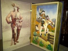 Buffalo Bill Home On The Range Music Box by maggiecastillo on Etsy, $25.00
