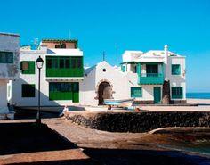Playa Caleta Famara Teguise, Lanzarote