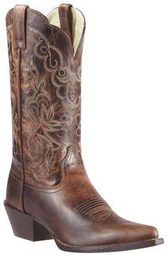 Ariat Heritage Western Cowgirl Boots - Pointed Toe - Sheplers