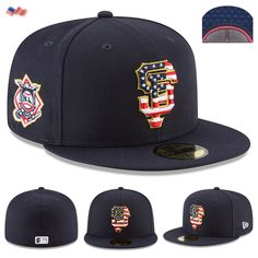 d7c3ce837cc San Francisco Giants New Era 2018 4th of July 59FIFTY Fitted Hat Cap Stars  USA