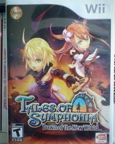 """On instagram by rod980 #retrogames #microhobbit (o) http://ift.tt/1q9jWBO""""Tales of Symphonia: Dawn of the New World"""" is a sequel of the game of the same name on GameCube. I've heard mixed opinions about this game. To me it's very nice  I love the characters a lot  although sometimes I admit it's been rather boring in some parts. I never played the original on GameCube but I've heard it's a masterpiece.  #retrogaming #nintendo #videogames #videojuegos #gameroom #retrocollection  #retrogamer…"""