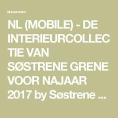 NL (MOBILE) - DE INTERIEURCOLLECTIE VAN SØSTRENE GRENE VOOR NAJAAR 2017 by Søstrene Grene - issuu