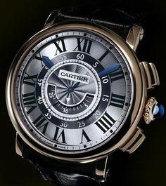 Cartier Rotonde Central Chronograph Watch