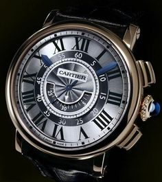 Cartier Rotonde Central Chronograph Watch
