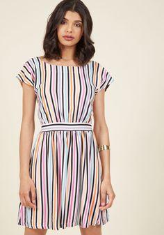 Sweet Spontaneity A-Line Dress | ModCloth