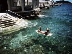 I want to go to there: bonj les bains // croatia