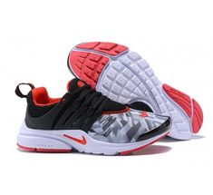 newest 10309 b550a Unisex Nike Air Presto Print Gym Red