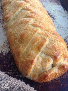 "Food Adventures (in fiction!): Braided (Sausage) Bread for ""The Elder Scrolls V: Skyrim"""