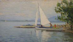 Giuliano Emprin - Viverone 's lake-Italy- $1,800