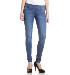 Light blue stretch jeans :-)