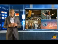 IPOB Meeting at United Nations