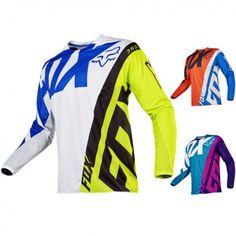 Fox Racing 360 Creo Youth Off Road Dirt Bike Racing Motocross Jerseys