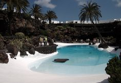 César Manrique home in Lanzarote [the best thing in the whole island]