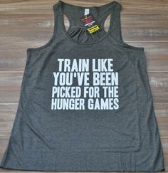 Train Like You've Been Picked For The by ConstantlyVariedGear @Aisha Choudry  this ones funny too
