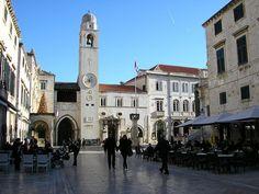 Dubrovnik, Stradun by DarijaS