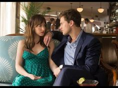 Jamie Dornan - (New Scenes Added) Fifty Shades Of Grey: All Trailers in ...