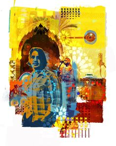 Tim Marrs - mixed media artist