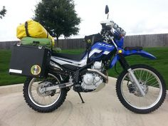 Note: I am not sponsored by any of the vendors or suppliers below. I choose to put the brand name of the gear I carry and use for the future benefit of others who may be interested, and for my own reference. Bike: 2014 Yamaha XT250 Modifications: MSR skidplate Acerbis handguards RAM mounts for GPS …
