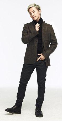 G-Dragon (Kwon Ji Yong) ♕ BIGBANG