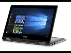 """New Dell Inspiron i5379-5043GRY-PUS 13.3"""" FHD 2-in-1 Touch Laptop Overview"""
