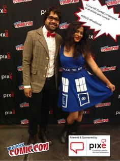 I Love NY ComicCon because of all artists and comics! #NYCC #PixeSocial