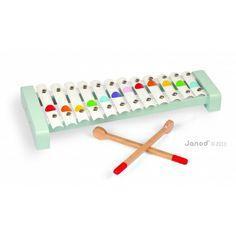 Xylophone confetti en métal - Janod