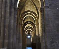 Monasterio de Veruela. Zaragoza. España