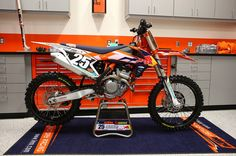 2015 KTM 250 SX-F Factory Edition