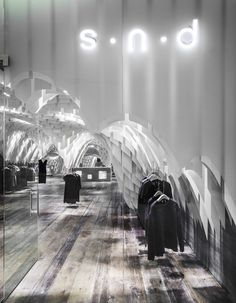 CJWHO ™ (SND Fashion Store, Chongqing, China by 3GATTI  ...)