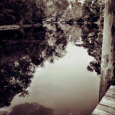 Bogue Falaya River, Covington, La Covington Louisiana, Covington La, New Orleans, River, Spaces, Abstract, Artwork, Summary, Work Of Art